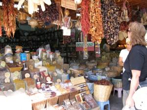 Turkiet med alla sina kryddor är verkligen ett eldorado för oss matälskare