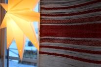 Mammas gardiner från 1970-talet, inköpta på Rulles möbler.