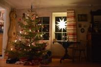 Det blev en fridfull jul.