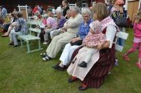 På hembygdsfesten i Martingården.