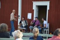 Nu är Hantverksveckan igång, invigning med Landströms trio och Anders Drugge.
