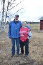 Kurt och Birgitta.