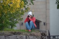 Jag tycker jag har en rätt bra image som kulturfotograf!