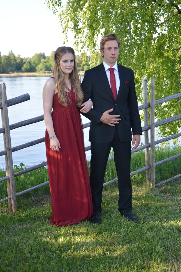 Hilda och Markus.