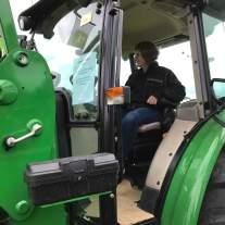 Vill ha-traktor